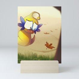Poor Puchi-Ogura #9.. Mini Art Print