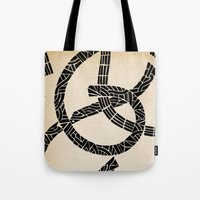 lovers Tote Bags featuring - lovers - by Magdalla Del Fresto