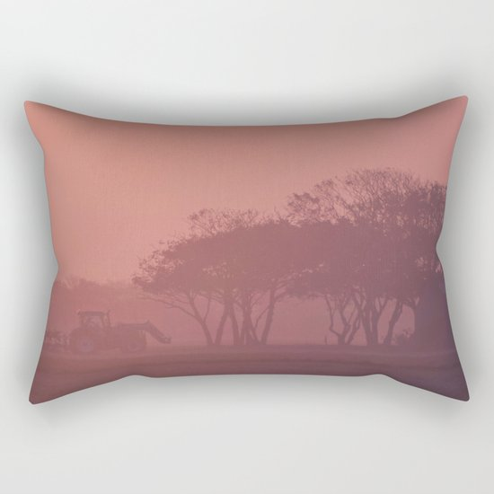 Morning activity #9 Rectangular Pillow