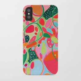 The Hard Part iPhone Case