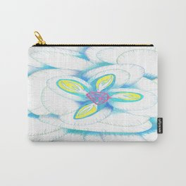 Study in Bloom  Carry-All Pouch