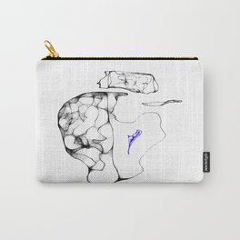 Pieces of my mind Carry-All Pouch