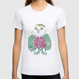 a little flOWLer T-shirt