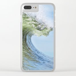 Persepctive 01 Clear iPhone Case