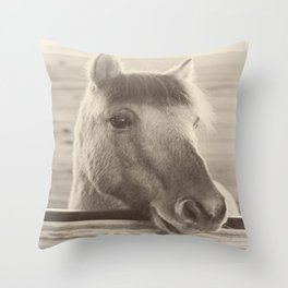 luck Throw Pillow