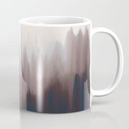 Taupe Silence Coffee Mug