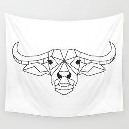 raya goods : raya the water buffalo (kalabaw) on white Wall Tapestry