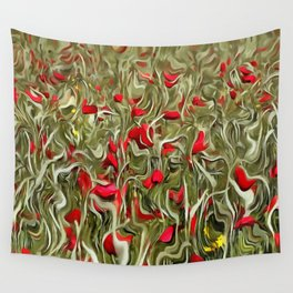 Opium Of The Masses Wall Tapestry
