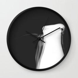Dark Science Wall Clock