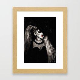Government Hooker Framed Art Print