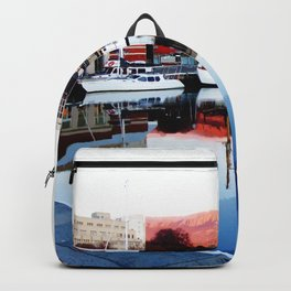 Serenity Floats Backpack