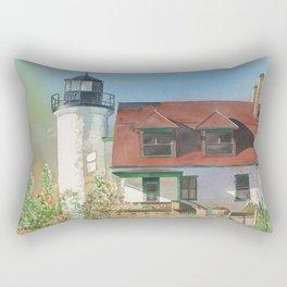 Point Betsie Lighthouse Rectangular Pillow