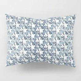 Diamonds are for Ever Pillow Sham