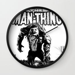 the Manthing Wall Clock