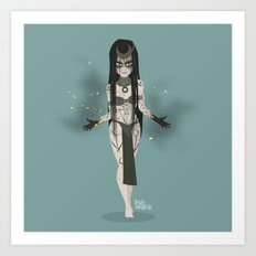 Enchantress Art Print
