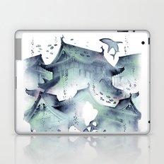Underwater Temple Laptop & iPad Skin
