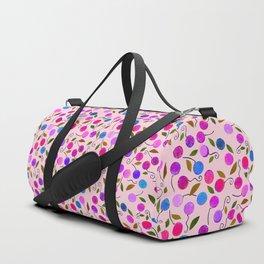 cherry-berrie jumble ... Duffle Bag