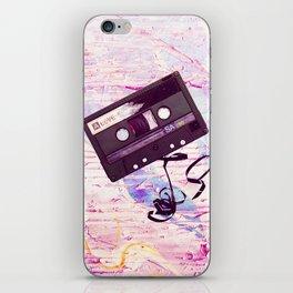 Love Tape iPhone Skin