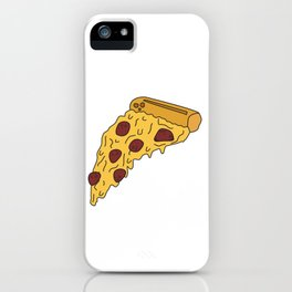 MOME Love Pizza iPhone Case