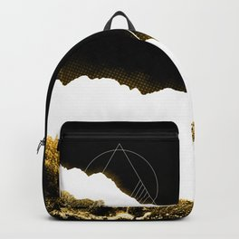 Golden Mountain Backpack