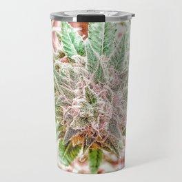 Flower Star Blooming Bud Indoor Hydro Grow Room Top Shelf Travel Mug