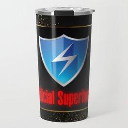 Official Superhero Travel Mug