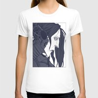cage T-shirts featuring CAGE by AJM_