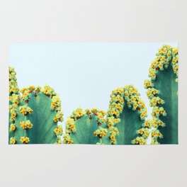 Adorned Cactus #society6 #artprints #buyart Rug