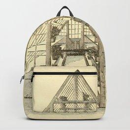 Antiquarian Greenhouse Backpack