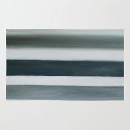 grey strata Rug