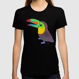 Toucan - pastel T-shirt