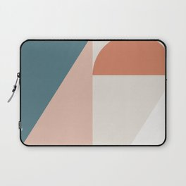 Cirque 01 Abstract Geometric Laptop Sleeve