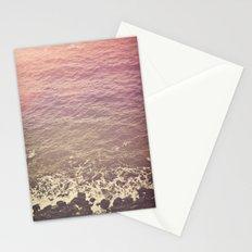 Rocky Beach Retro Stationery Cards
