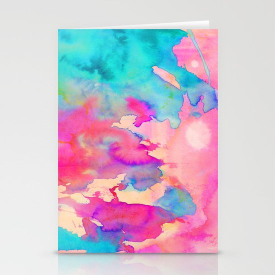 Dawn Light Stationery Cards