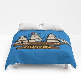 Anchor Pixel Comforters