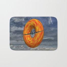 Donut Slice  Bath Mat