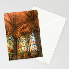 Winter Sun Cathedral Stationery Cards
