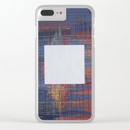City On The Sea Clear iPhone Case