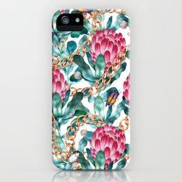 Glam Portea iPhone Case