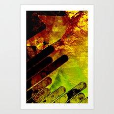 gore core Art Print