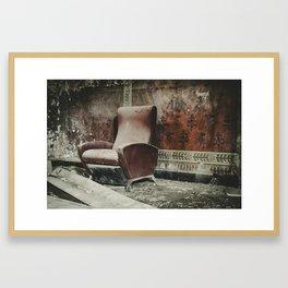 The Holy Seat Framed Art Print
