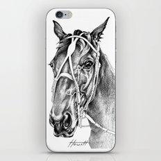Sir Castleton (NZ) - Standardbred iPhone & iPod Skin