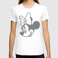 minnie mouse T-shirts featuring Minnie Mouse by tshirtsz