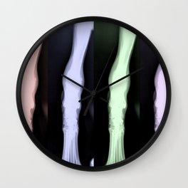X-RAYS [Jango] Wall Clock