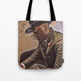 Gangsta Tote Bag