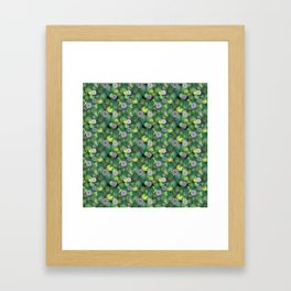 frogs Framed Art Print
