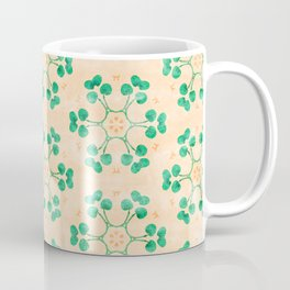 Clover Leaf Dilemma Coffee Mug