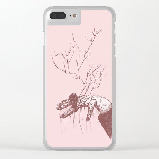 Diamond Clear iPhone Case