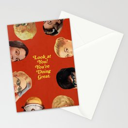 Look at You! Stationery Cards