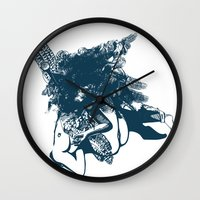 book cover Wall Clocks featuring book cover by EKSLIBRIS/ Jelena Lasan